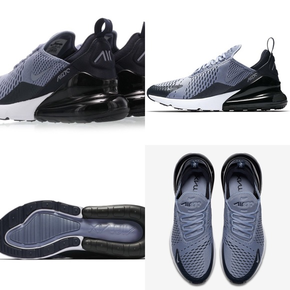 Nike Mens Air Max 270 Ashen Slate Black Size 10
